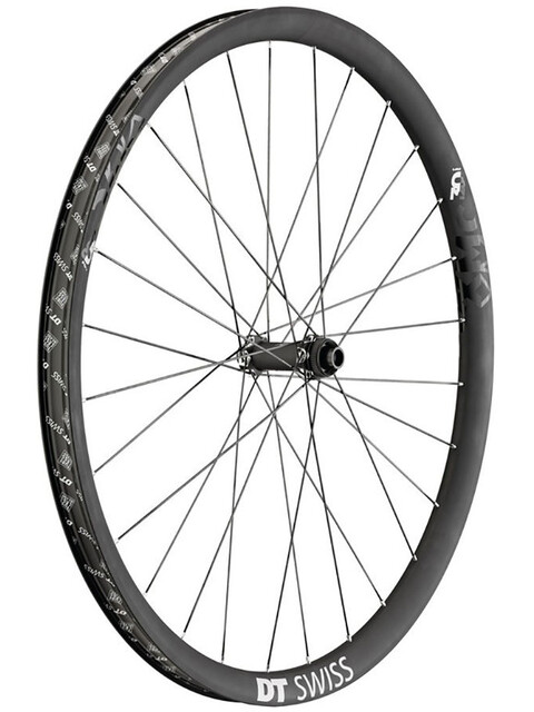 DT Swiss XMC 1200 Spline Vorderrad Carbon CL 110/15mm TA Boost 30mm 27,5""